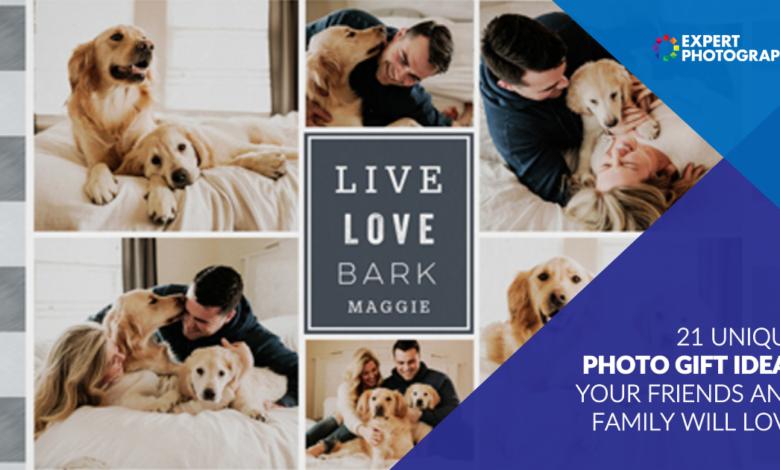21 ideias exclusivas para presentes com fotos que seus amigos e familiares vão adorar