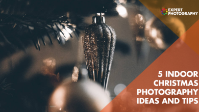 Photo of 5 ideias para fotos internas de Natal (árvore de Natal, luzes, retratos)
