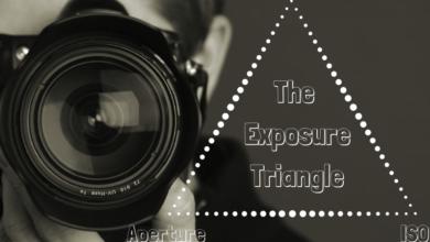 Photo of Aprenda sobre a exposição: o triângulo da exposição