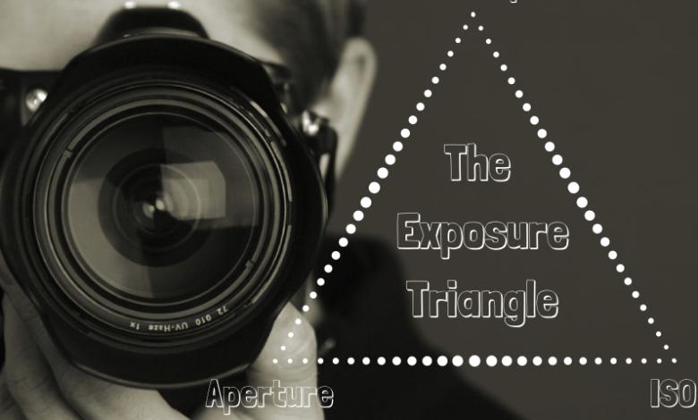 Aprenda sobre a exposição: o triângulo da exposição