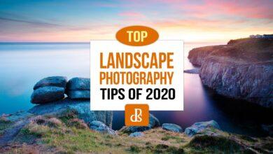 Photo of Melhores dicas para fotografia de paisagem dPS de 2020