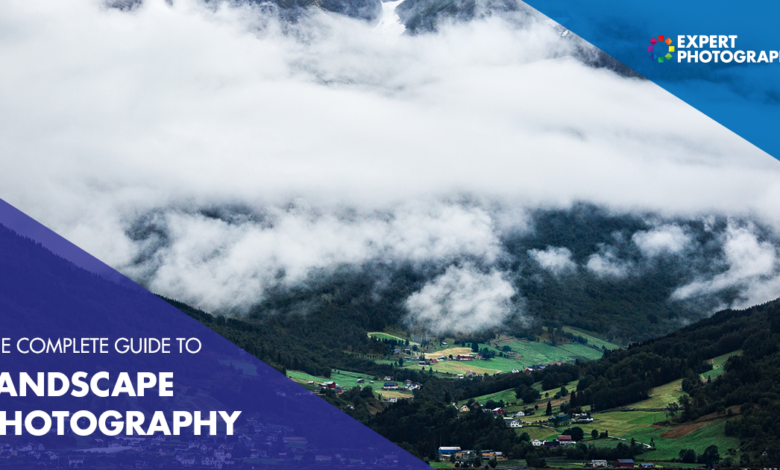 O melhor guia para fotografia de paisagem (85 melhores dicas!)