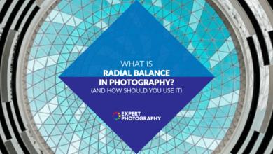 Photo of O que é equilíbrio radial na fotografia? (E como usá-lo!)