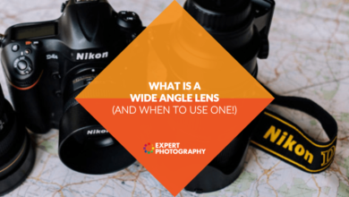 Photo of O que é uma lente grande angular? (Como e quando usar um!)