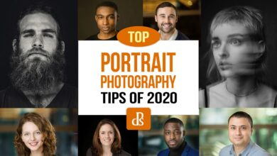 Photo of Principais dicas de fotografia de retrato dPS de 2020