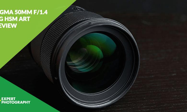 Sigma 50mm f / 1.4 DG HSM Art Review (você deveria comprar em 2021?)