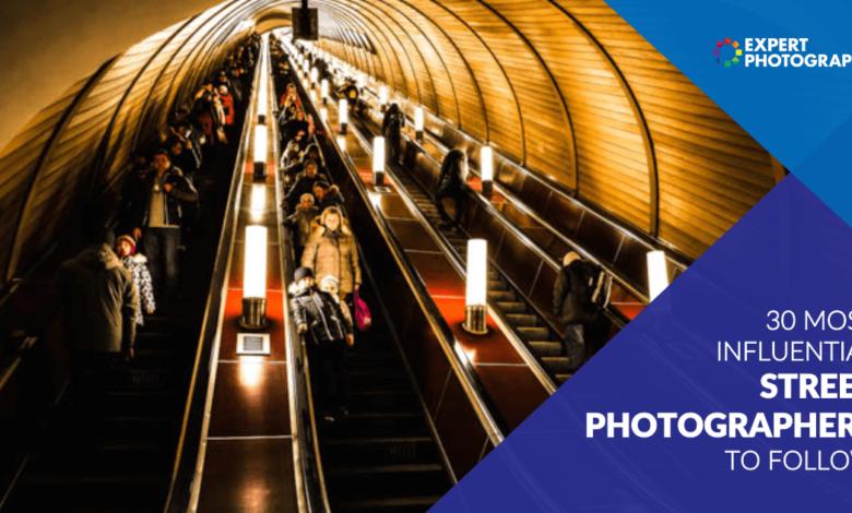 31 fotógrafos de rua mais influentes a seguir em 2021