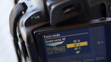 Photo of Como evitar fotos borradas escolhendo o modo de foco automático correto