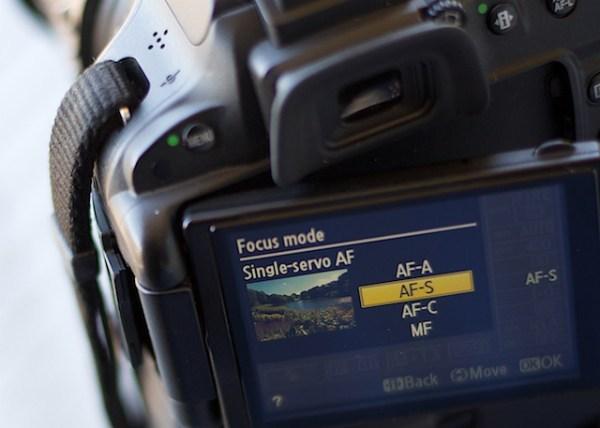 Como evitar fotos borradas escolhendo o modo de foco automático correto