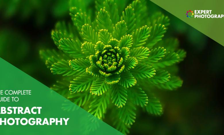 O guia definitivo para fotografia abstrata (112 melhores dicas!)