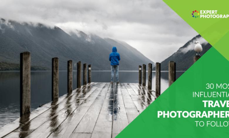 Os 30 fotógrafos de viagens mais influentes a seguir em 2021