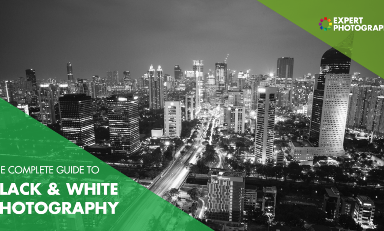 The Ultimate Guide to Black and White Photography (97 dicas!)