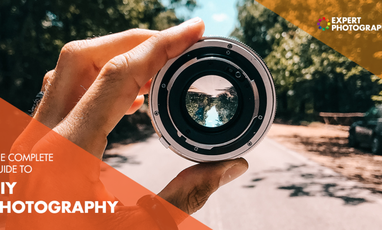 The Ultimate Guide to DIY Photography (156 melhores dicas!)