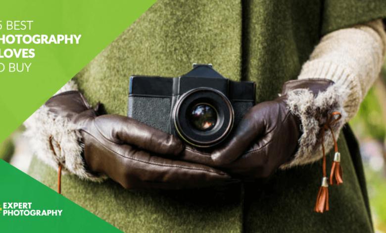 15 melhores luvas de fotografia 2021 (leia antes de comprar!)