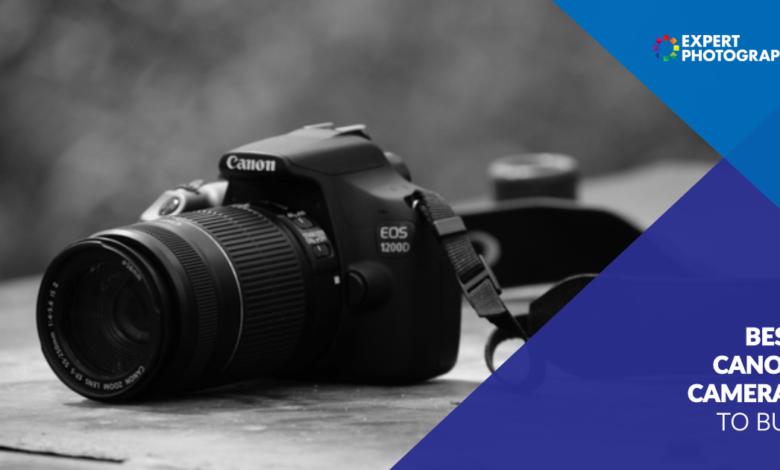 As melhores opções de câmeras Canon em 2021 (a melhor câmera para comprar!)