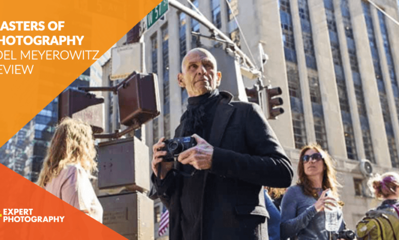 Avaliação do curso de Joel Meyerowitz 2021
