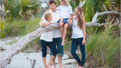 Photo of Como encontrar bons locais para retratos de família