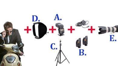Photo of Guia para iniciantes para trabalhar com flash fora da câmera