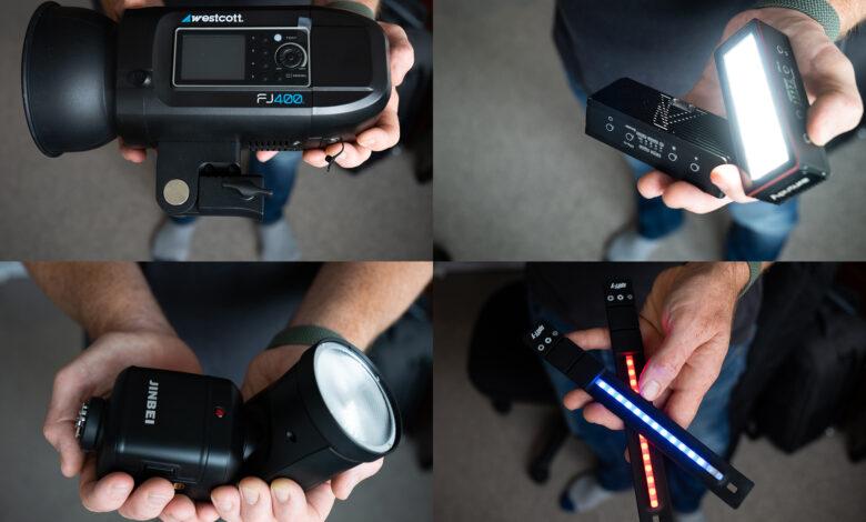 Desafio fotográfico semanal: luz artificial