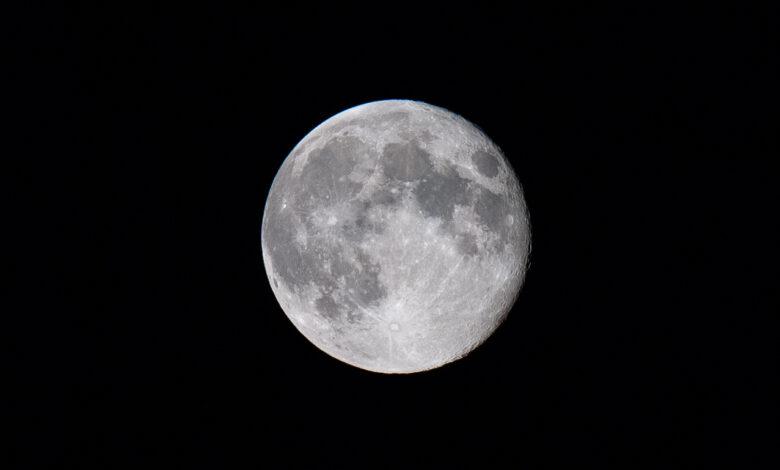 8 dicas para uma configuração perfeita de fotografia lunar