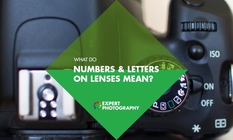 O que significam os números e letras nos óculos? (Explicado!)