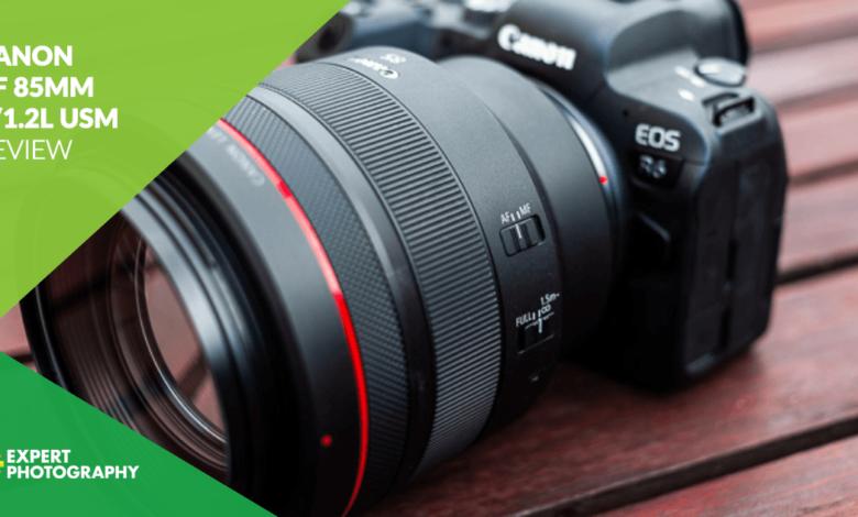 Revisão da Canon RF 85 mm f / 1.2L USM (melhor lente de 85 mm em 2021?)