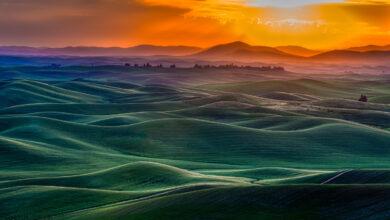 Photo of 7 dicas para fotografia de paisagem colorida