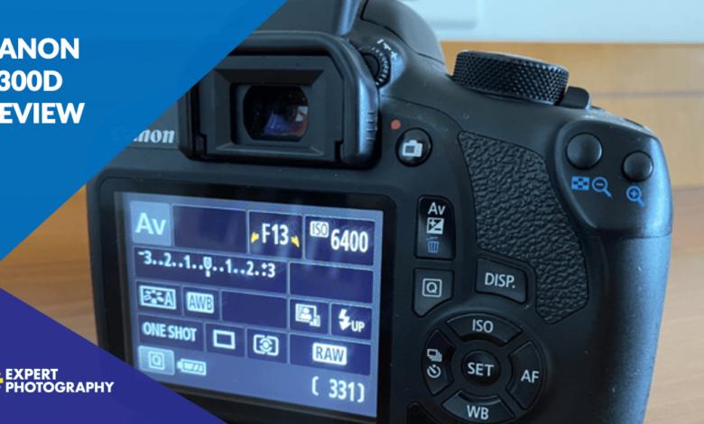 Análise da Canon EOS 1300D (é uma boa escolha em 2021?)