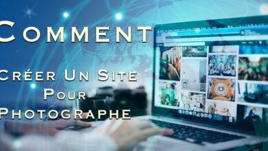 Photo of Como criar um site de fotógrafo em 2021