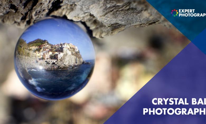 Como tirar fotos com bola de cristal (equipamentos e técnicas!)