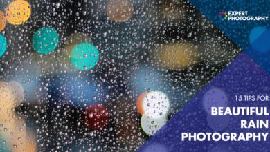 Photo of Experimente estas 15 técnicas para a fotografia de chuva perfeita