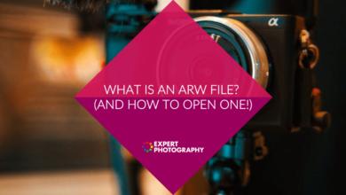 Photo of O que é um arquivo ARW? (E como abrir um!)