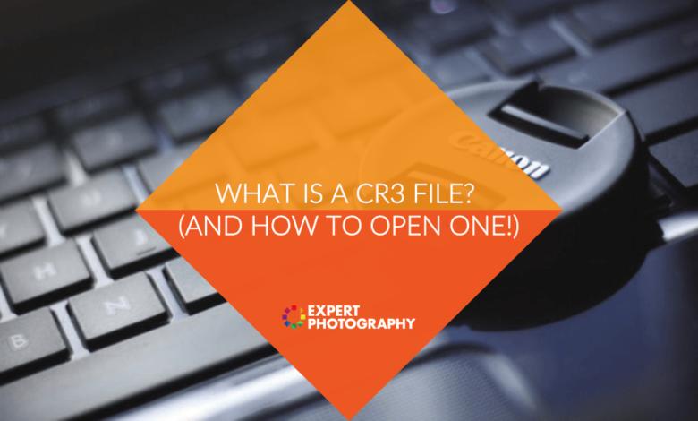 O que é um arquivo CR3? (E como abrir um!)
