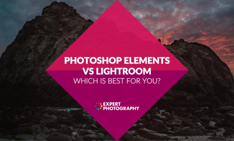 Photoshop Elements vs. Lightroom (qual é o melhor para você?)