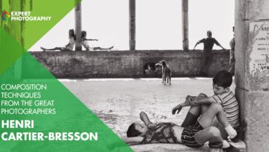 Photo of As 6 principais técnicas de composição de Henri Cartier-Bresson