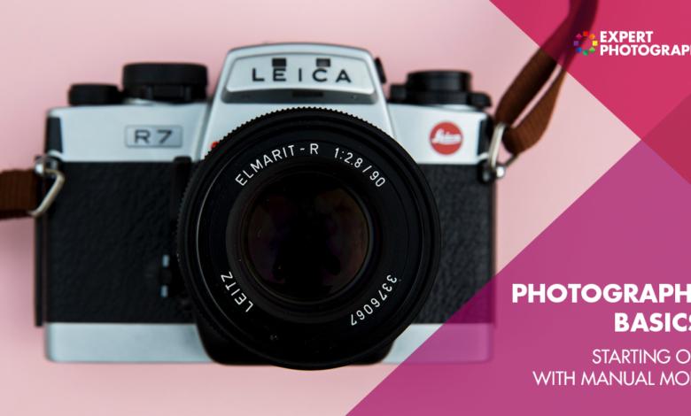 Como começar a fotografar no modo manual (noções básicas de fotografia)
