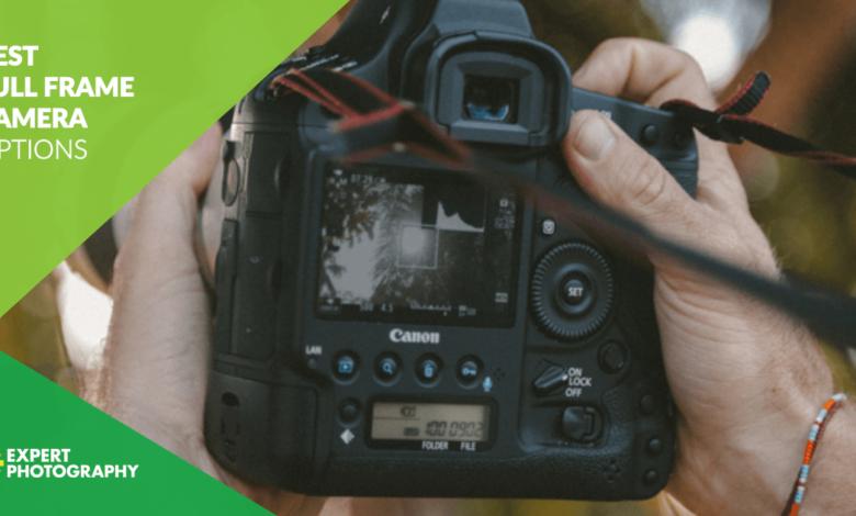 Melhor câmera full-frame para comprar em 2021 (8 melhores escolhas!)