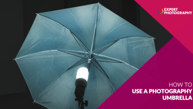 Photo of O que é um guarda-chuva fotográfico? (E como usar um!)