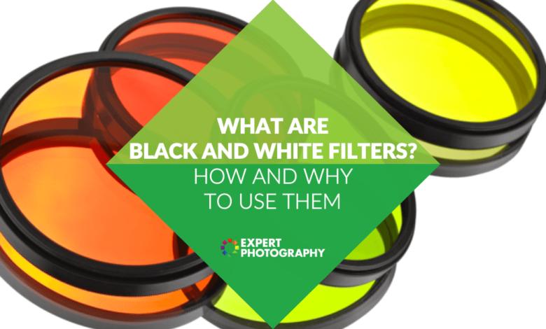 O que são filtros preto e branco (como e por que usá-los)