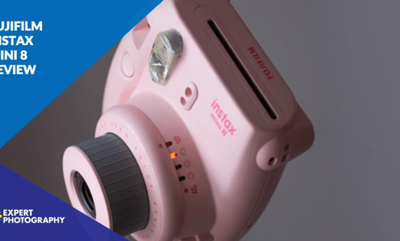 Revisão do Fujifilm Instax Mini 8 2021