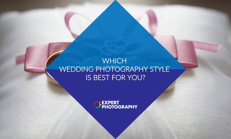 7 estilos de fotografia de casamento (qual é o melhor para você?)