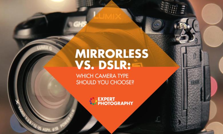 Câmeras sem espelho vs. câmeras DSLR (qual você deve comprar em 2021?)