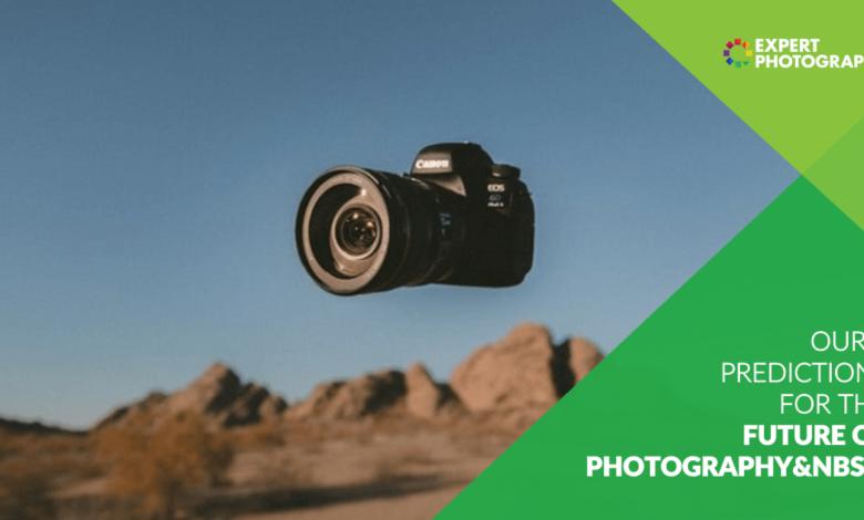 Nossas 7 previsões para o futuro da fotografia
